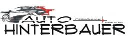 Logo von Auto Hinterbauer
