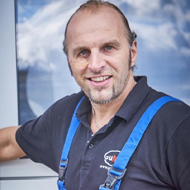 Manfred Gubenschek