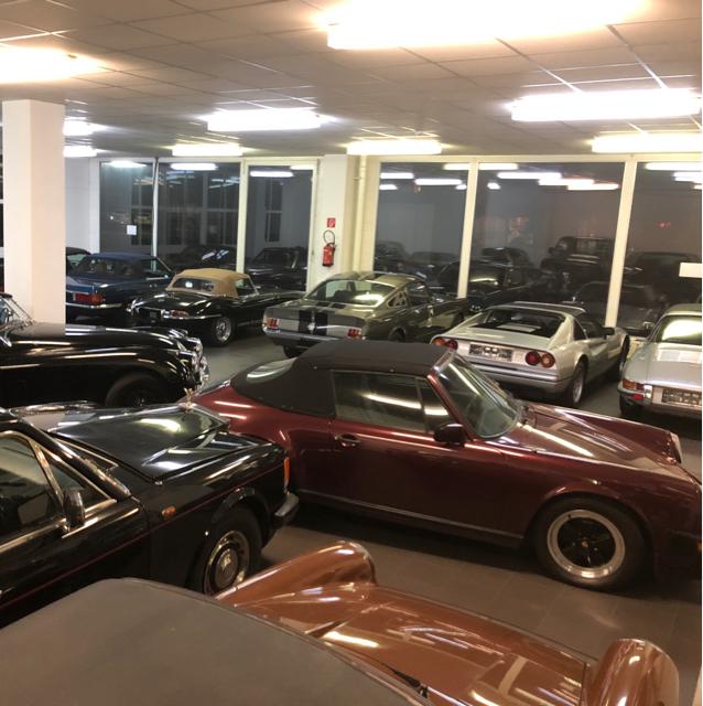 Helmut Kus / Kus Classic Cars