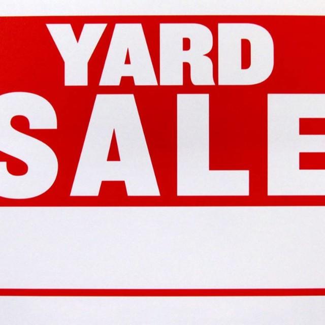 Yard Sale 1020