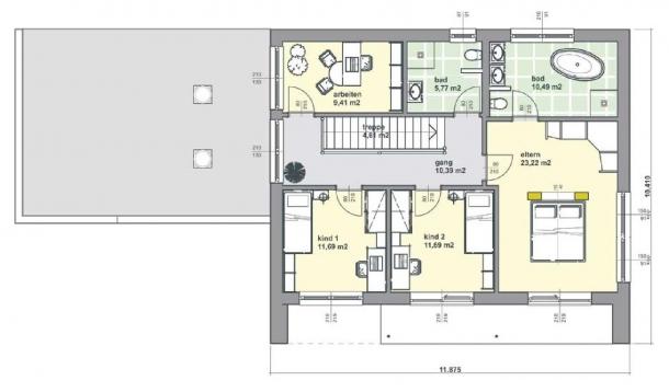 ELK Passivhaus 174 - Fertigteilhäuser auf willhaben.at