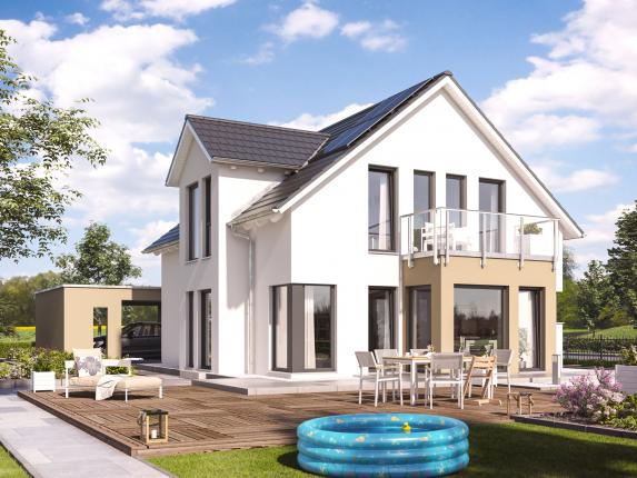 SUNSHINE 144 V3 – Großzügiges Einfamilienhaus mit ...