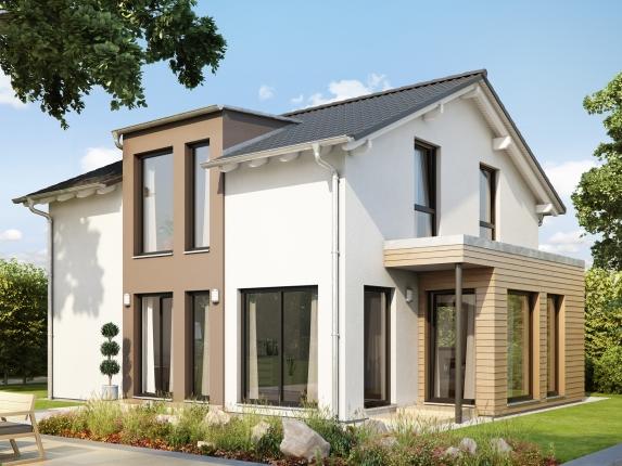 SUNSHINE 126 V5 – Komfortables Einfamilienhaus mit Erker und ...
