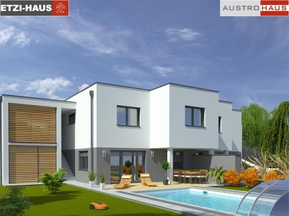 Doppelhaus 11 Alleine Wohnen Kosten Teilen Fertigteilhauser